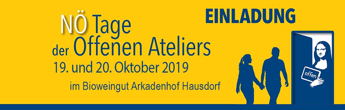 Tag der offenen Ateliers 19.+20. Oktober 2019